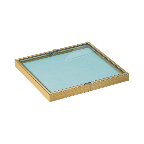 Portable Exhibition Display Cases : Portable display case quot w l h trio