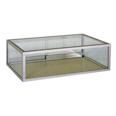 ... portable countertop jewelry case with a 5 high glass display Quotes