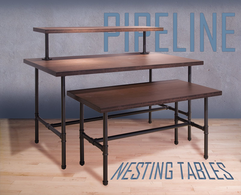 Nesting tables trio display for Html display table