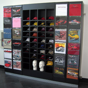 t shirt display trio display. Black Bedroom Furniture Sets. Home Design Ideas
